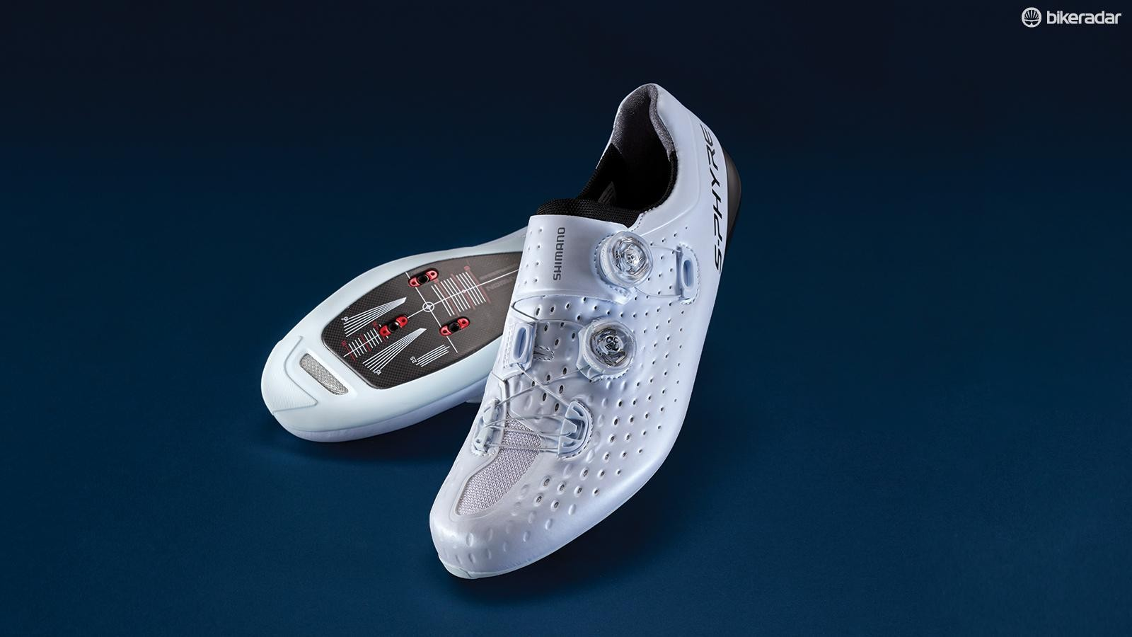 Shimano S-Phyre RC9 shoes are excellent, but they come at a price