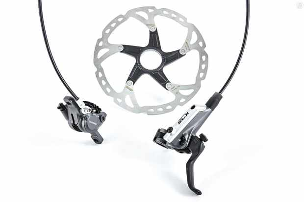 Shimano's M675 SLX mountain bike disc brakes strike the ideal balance between value and performance