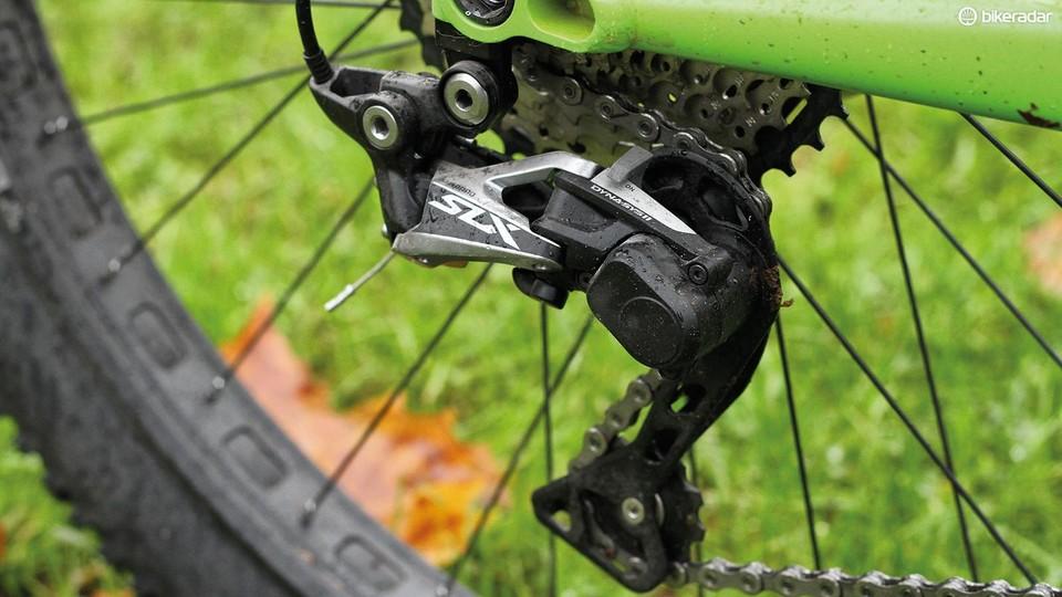 Shimano SLX M7000 11-speed transmission review - BikeRadar