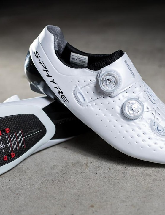 We've just got our feet into Shimano's new S-Phyre RC9 road shoes