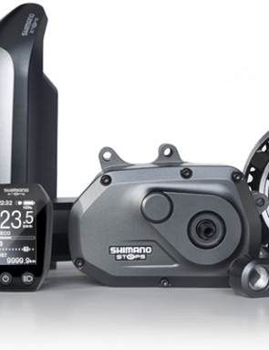 Shimano has brought out a range of electric bike components called STEPS