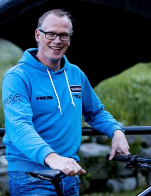 Henry Bosch is Shimano's product coordinator for their STEPS system