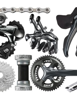 Shimano Tiagra steps up the quality and performance to 10-speed shifting