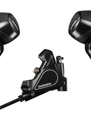 New Tiagra-grade hydraulic road disc brakes bring the confident braking tech to a new lower pricepoint