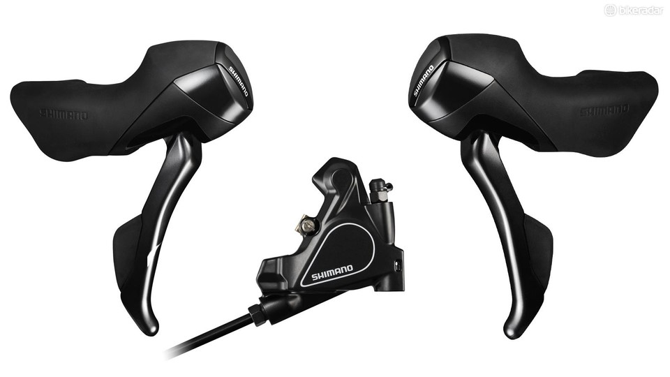 Shimano launches Tiagra-grade hydraulic road disc brakes RS-405
