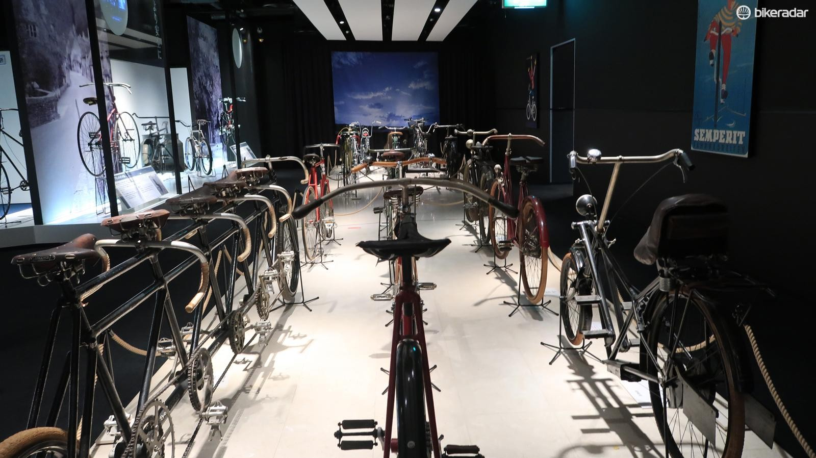 Sakai's Bicycle Museum houses 200 years of cycling innovation