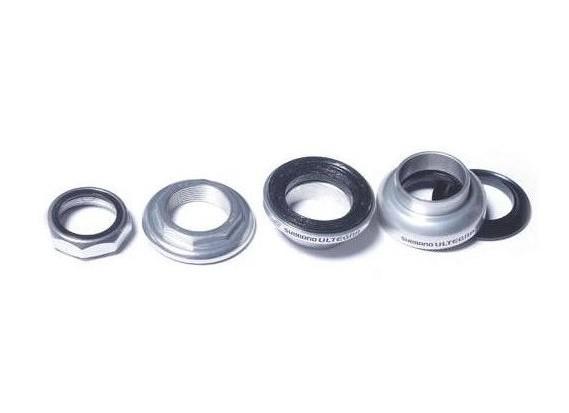 Self-aligning bearings make the job easier.