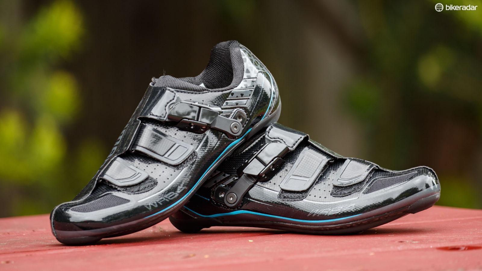Shimano SH-WR84 Womens Road Cycling Shoes Black