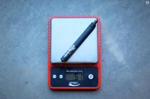 The BT-DN110 battery weighs 51g