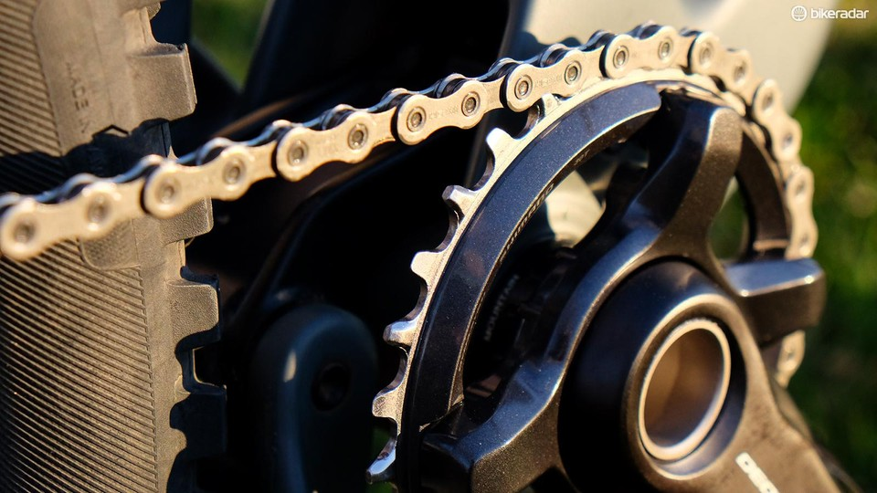 8337932b01f You have your pick of one, two or three chainrings with the XT M8000 group