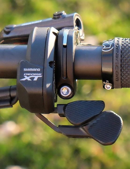 XT Di2 is one more step towards a future filled with electronic shifting