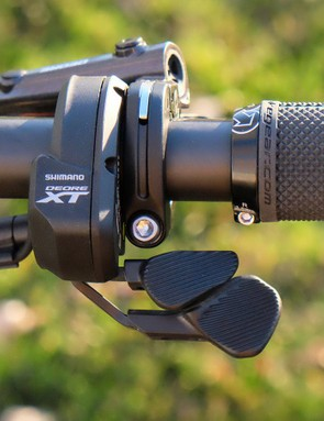 Shimano's XT Di2 group has impressive shift performance, but is it worth it?