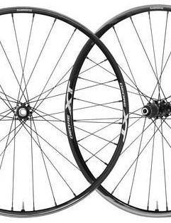 Shimano's wheelsets always impress us