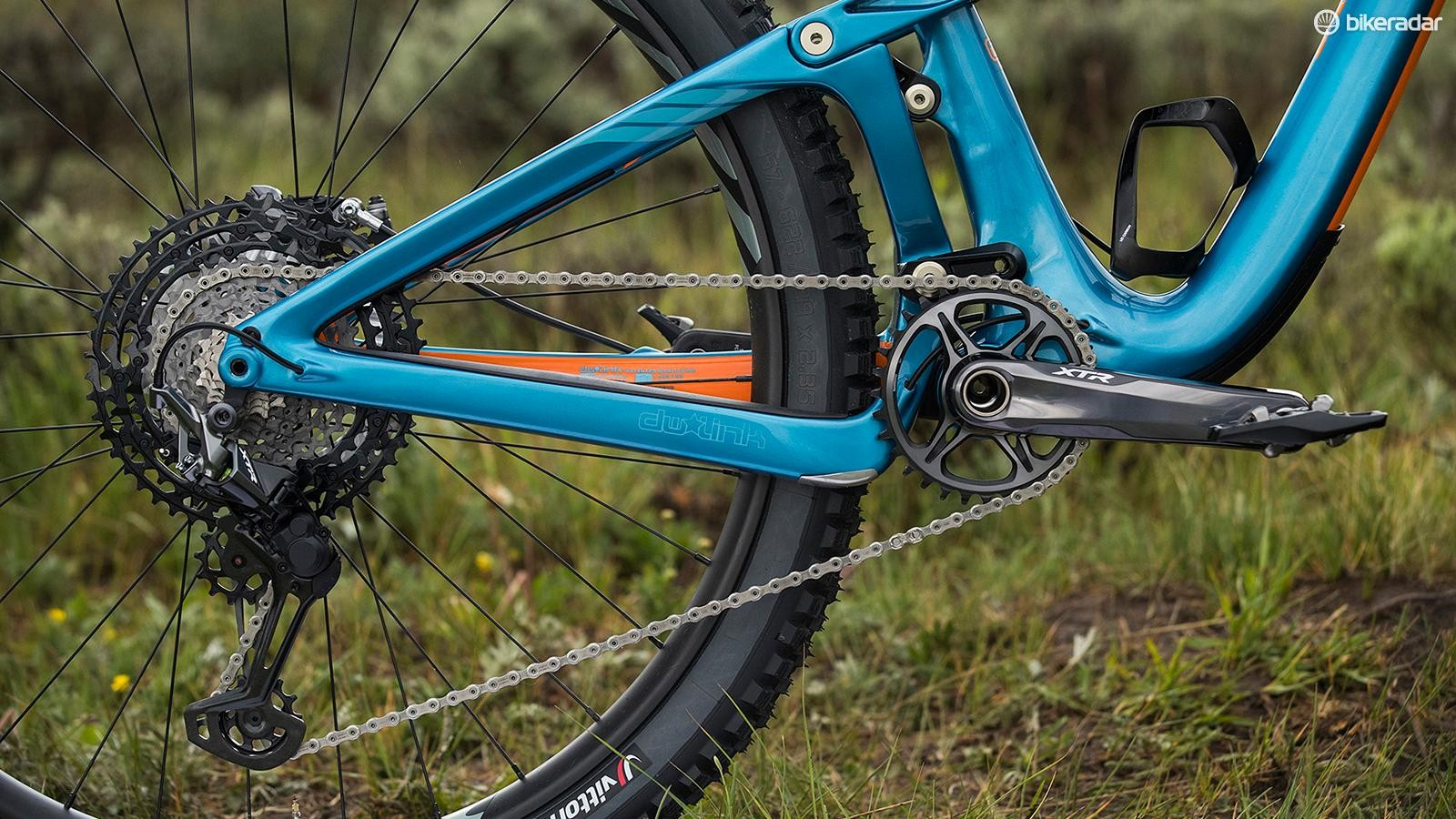 XTR M9100 is the Shimano's next-generation 12-speed mountain bike groupset