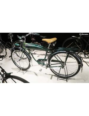 A mint condition Schwinn Crusier from 1957
