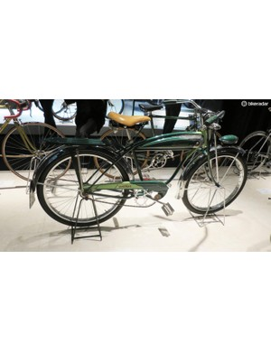 The Panther by Schwinn is one of the best examples of a classic American cruiser