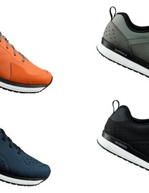 The CT5 is Shimano's new urban shoe