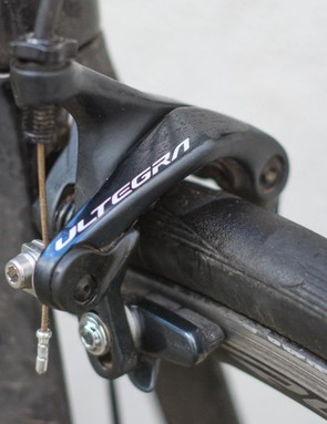 The new Ultegra R8000 brakes are the highlight of the groupset for me