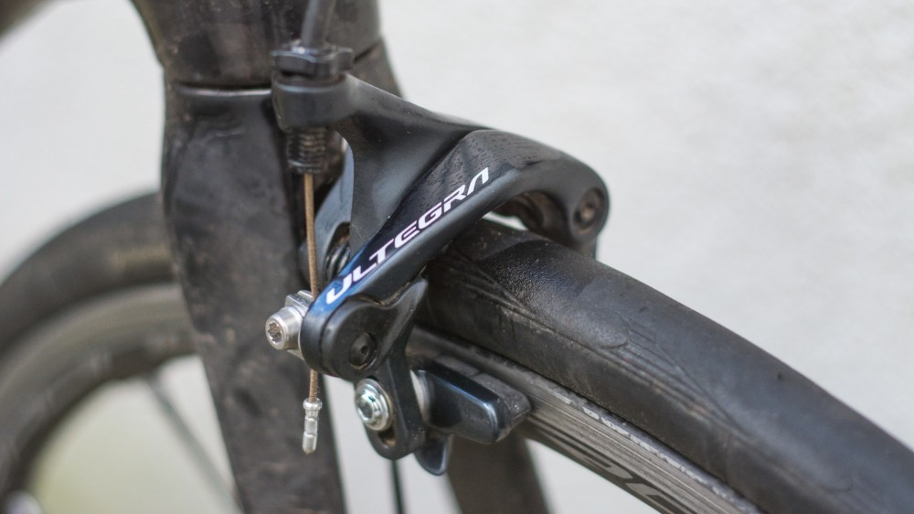 I was lucky enough to spend a month or so riding the new Ultegra R8000 brakes and can confirm that they're absolutely excellent. Is that not proof enough that rim brakes aren't going to disappear any time soon?