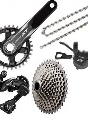 If you haven't already gone 1x11, you can now do it at a decent saving with this Shimano XT drivetrain