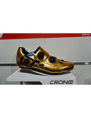 Crono kicks, for when you plan to win that gold medal