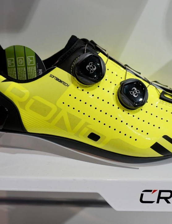 Or, for the more conservative, the plain-old fluoro yellow Chrono