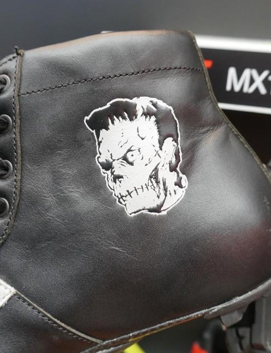 Okay, not shiny, but Lake still has Ben Berden's monster-cross shoes in the line