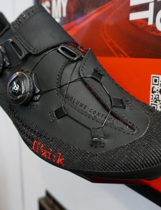 Fizik's Infinito R1 with knit