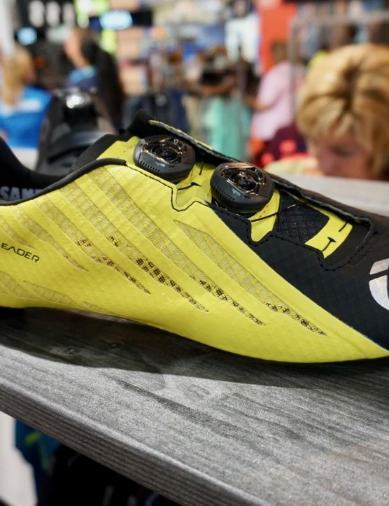 Pearl Izumi reworked its P.R.O. Leader for 2018