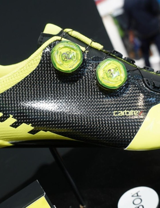 Scott's Road RC SL shoe weighs a claimed 245g in size 39