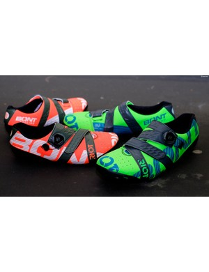 Bont Riots come in some striking colourways