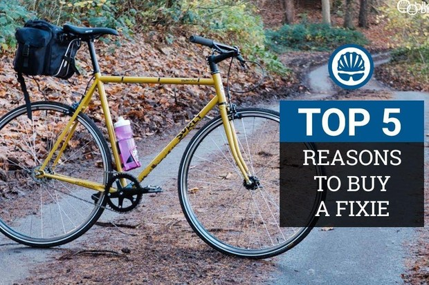 There's a lot of dumb folklore about fixies, but we still love them
