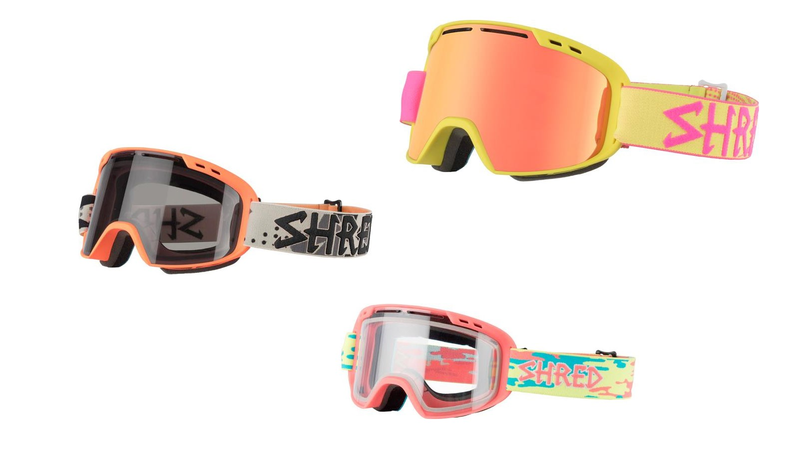 There is nothing better than a fresh pair of scratch-free goggles