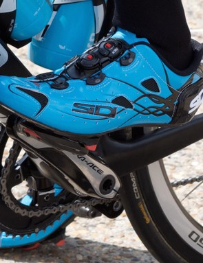 Ample ventilation and great design from Sidi