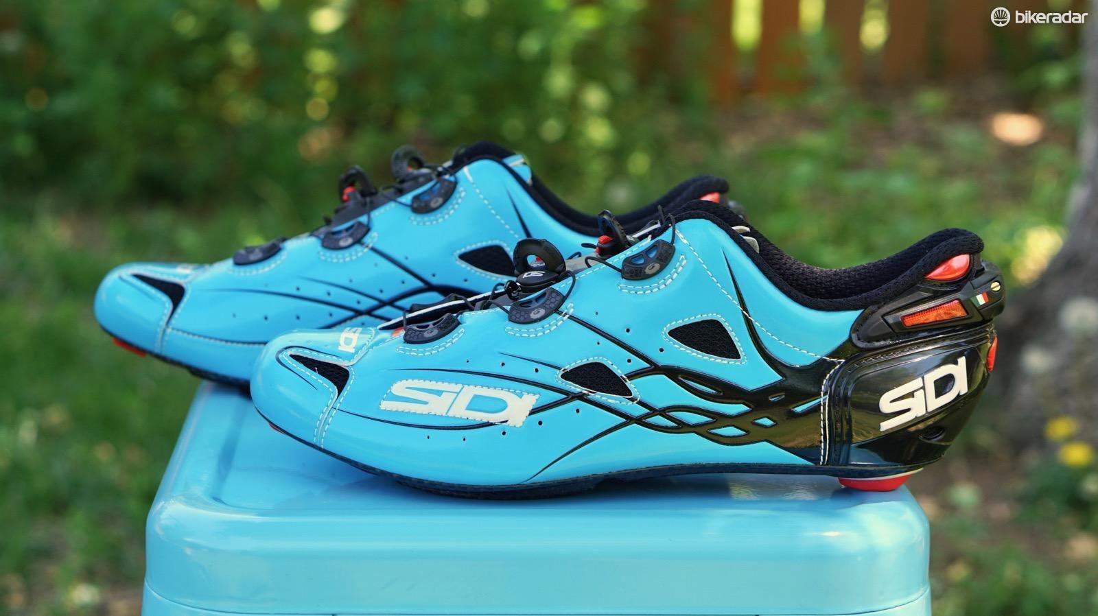 Sidi Shot cycling shoe review - Road