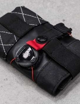 BOA fastening for this Silca tool roll
