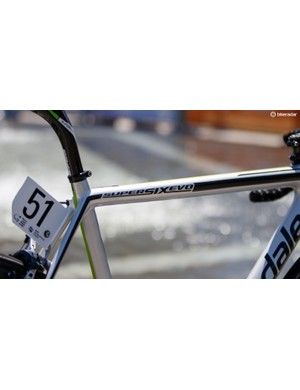 Same name, but the 2016 version of the SuperSix EVO Hi-Mod is a completely re-designed frame