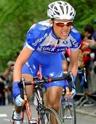 CYCLING : FLECHE WALLONNE 2004SINKEWITZ Patrick ( GER ) WAALSE PIJL
