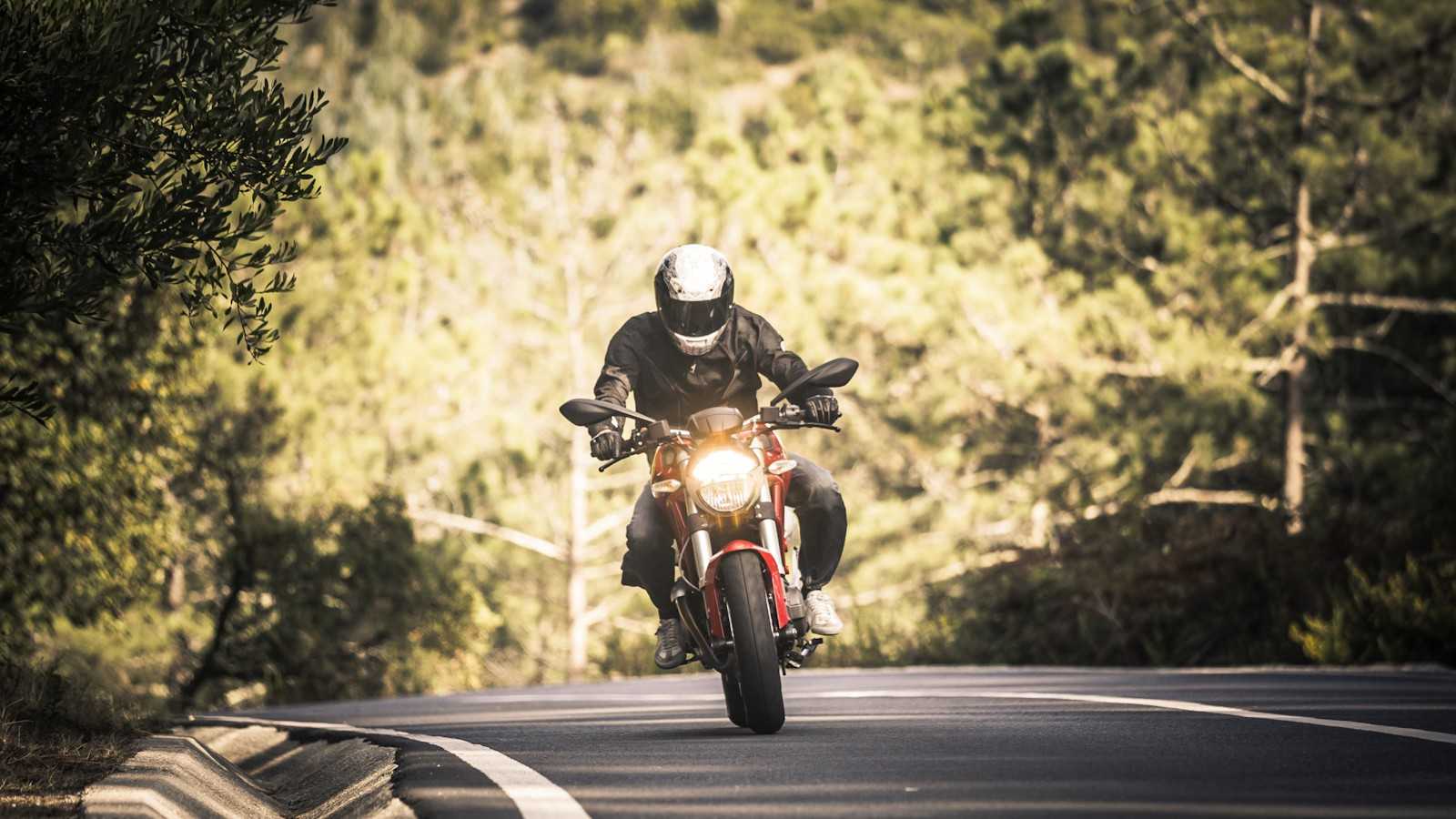 Motorbikes are awesome
