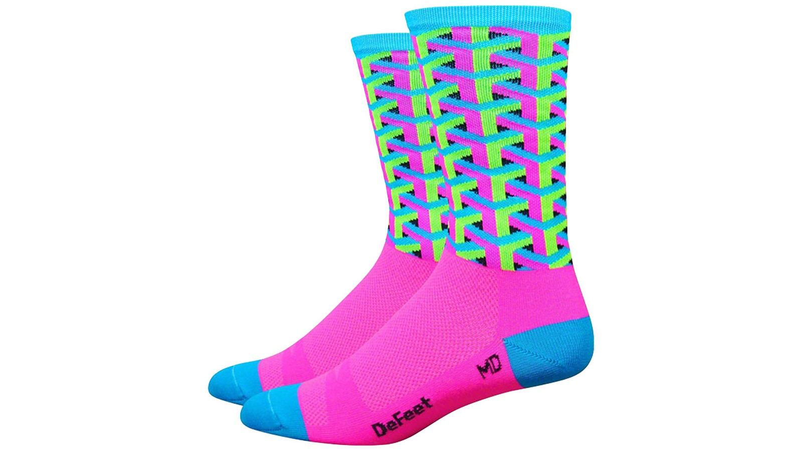 Socks are an essential part of the cycling uniform