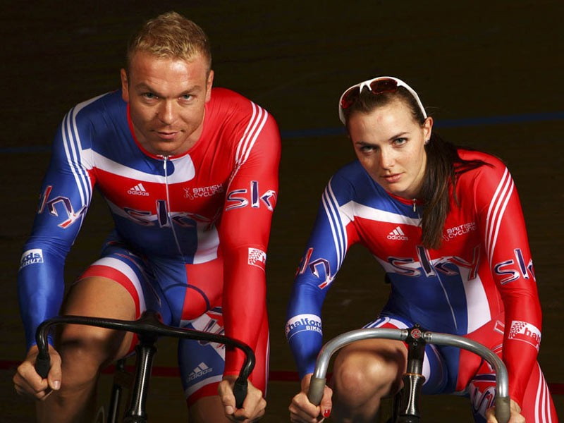 Hoy and Pendleton will be among the elite athletes to benefit from Sky's sponsorship