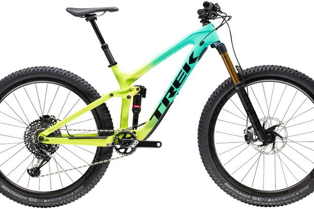 Trek's top-of-the-line carbon 2019 Slash 9.9
