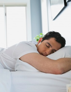 Sleep is important — make sure you get enough