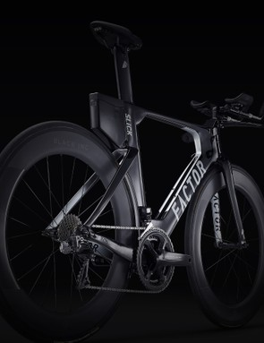 The latest Slick adds the StoraPak storage box, which attaches to the seat tube