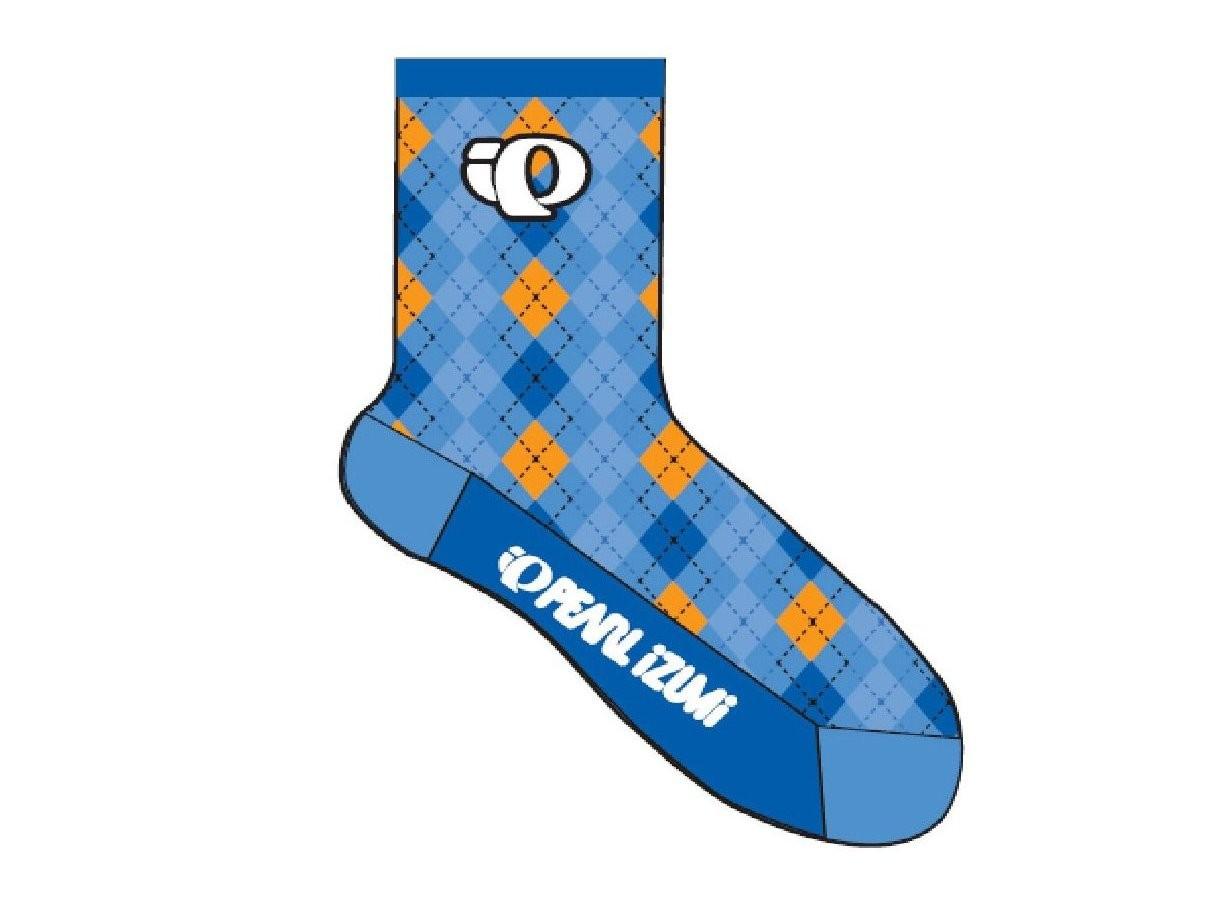 Slipstream Tall Argyle Socks