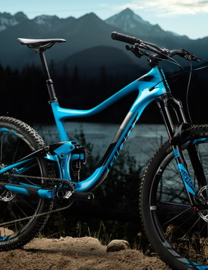 Hard work pays off, Giant's new Trance Advanced 0 is more capable than ever