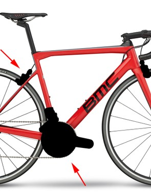 Is this a new Shimano Ultegra groupset on BMC's Teammachine SLR01 Three?