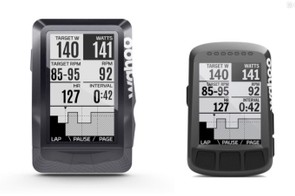 The Elemnt and Elemnt Bolt's new workout functionality guides you through power-based intervals from TrainingPeaks or Today's Plan