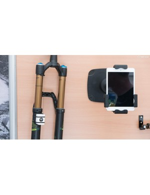 SussMyBike can fit any any kind of shock, including coil suspension as well as air