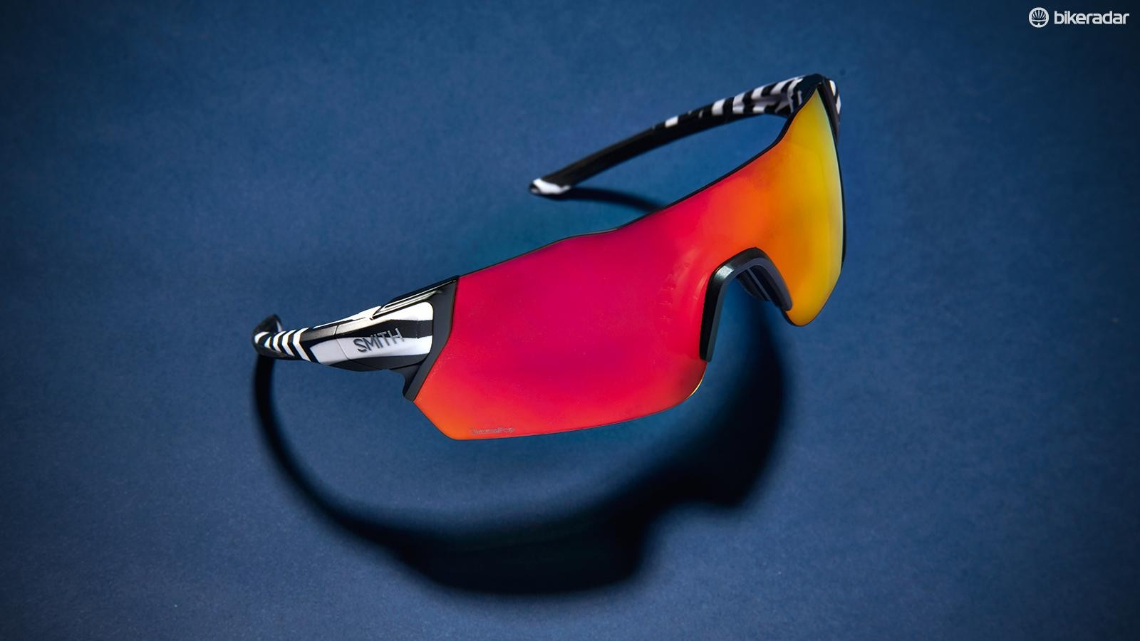 On the bike the Attack's light 26.9g weight means you hardly notice them